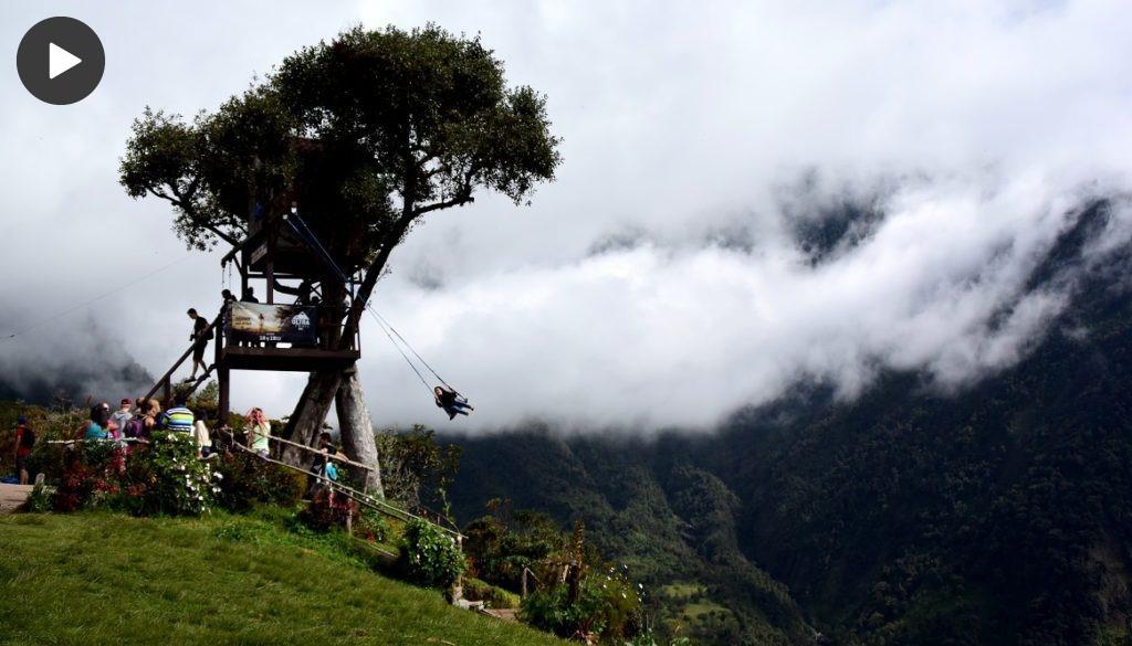 Reisvideo Ecuador