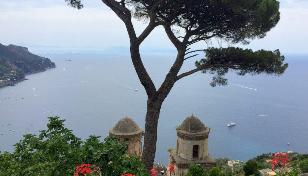 Napels en Amalfi