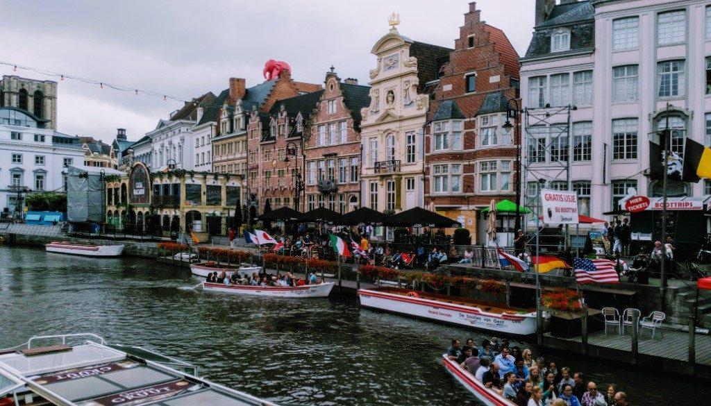 Weekendje Gent en Leuven