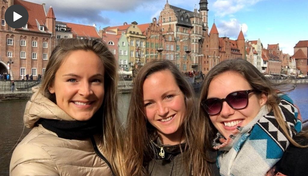Reisvideo Gdansk
