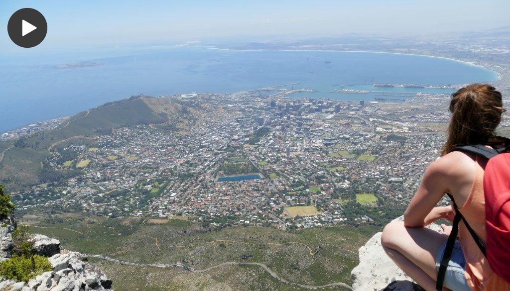 Reisvideo Kaapstad