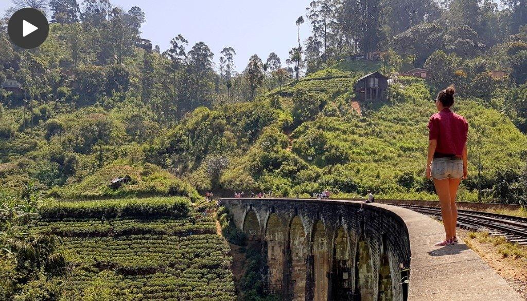 Reisvideo Sri Lanka