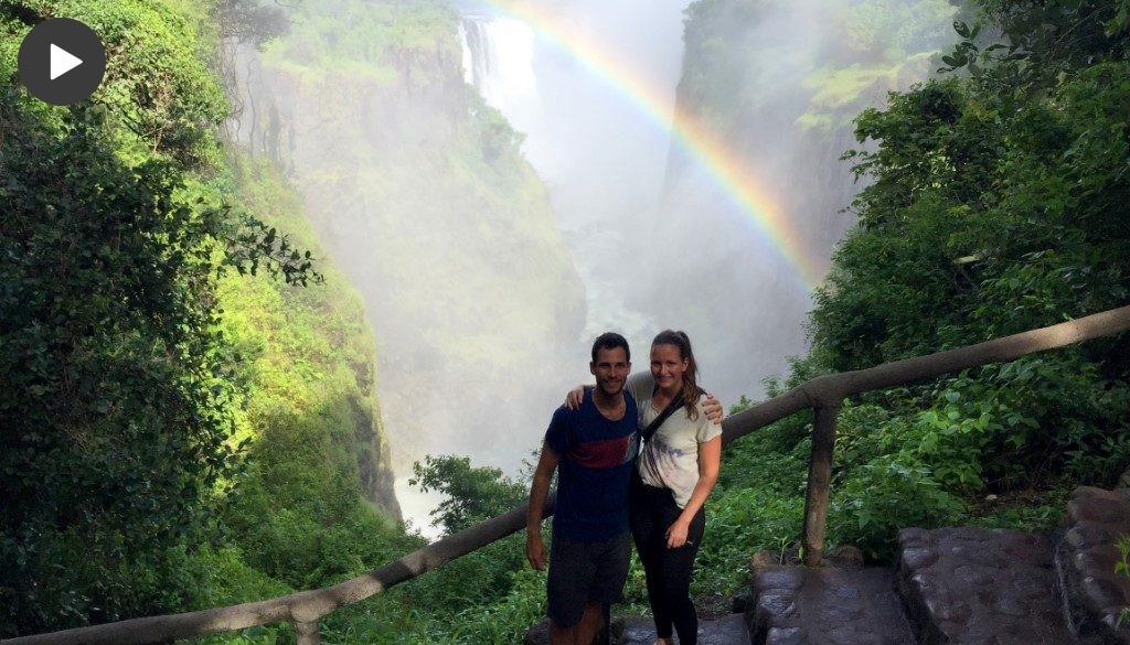 Reisvideo Victoria Falls