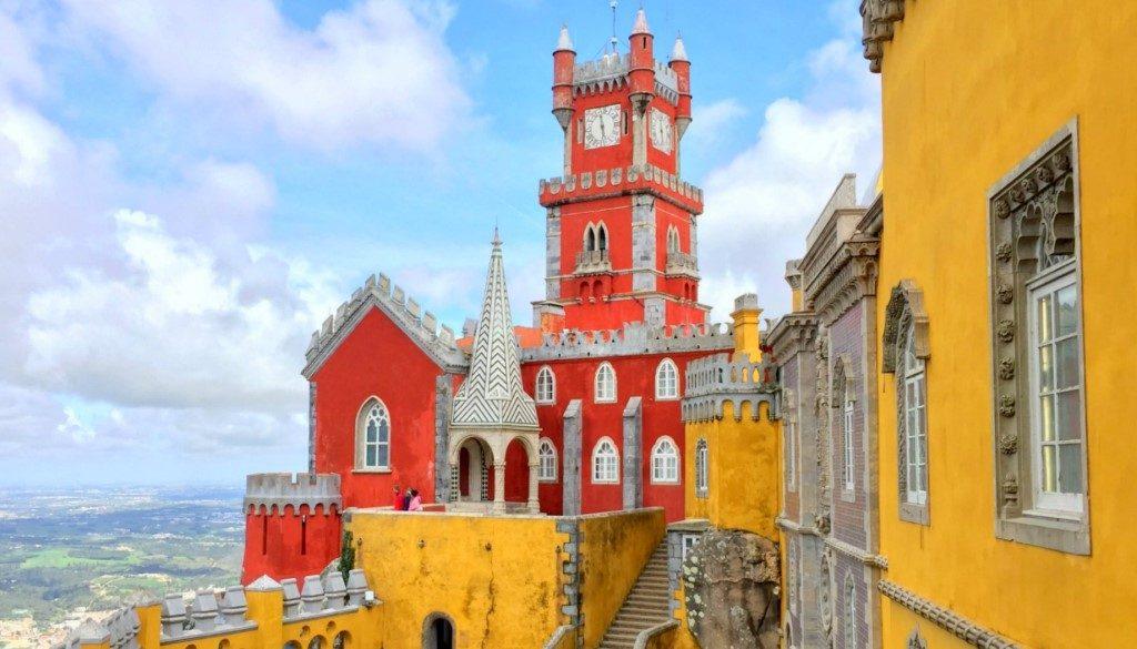 Sintra, het sprookje van Portugal