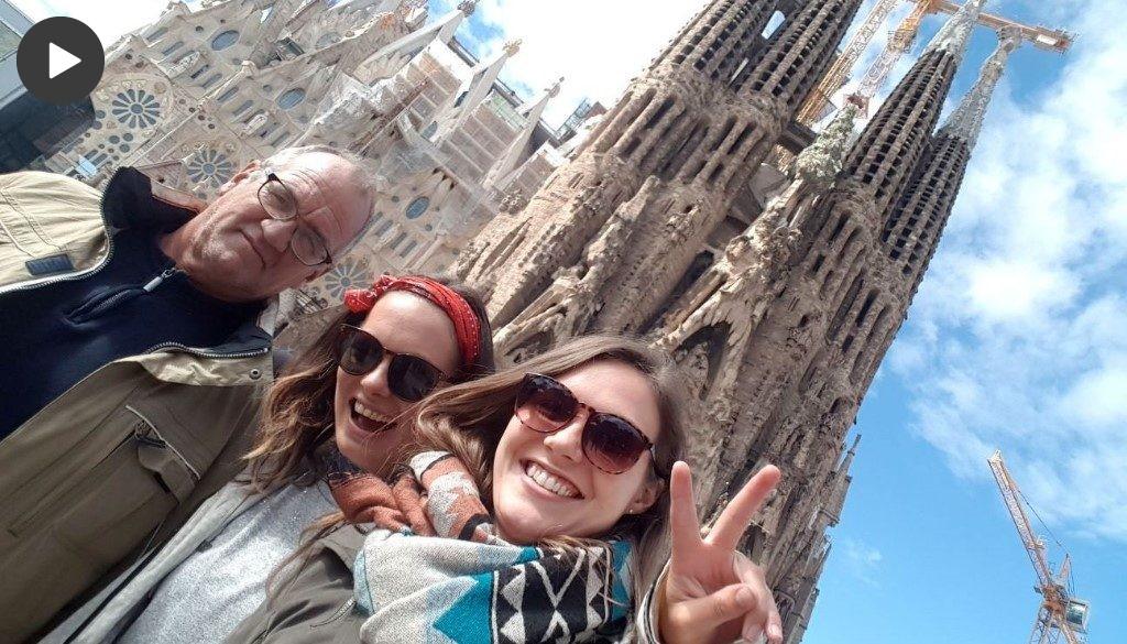 Reisvideo Barcelona