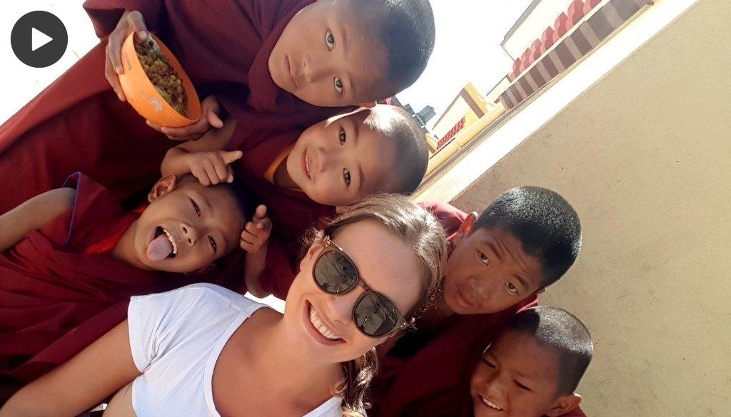 Reisvideo Nepal