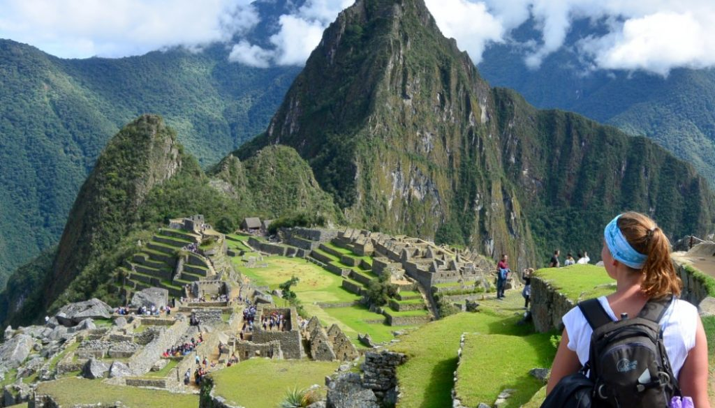 'Salkantay trek naar Machu Picchu'