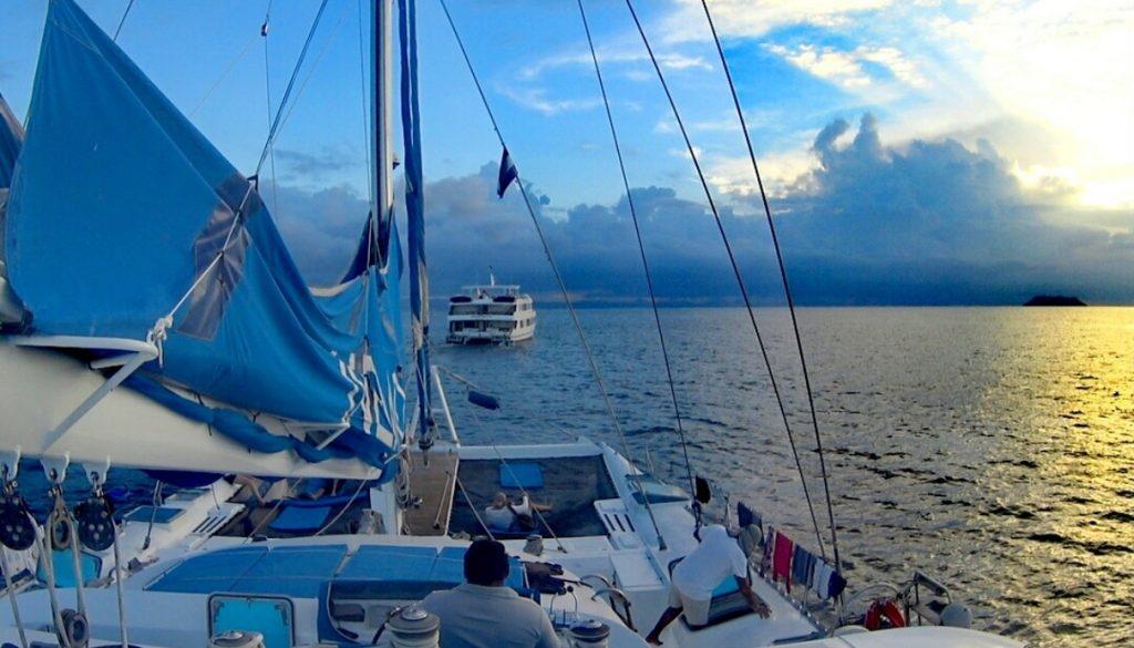 Galapagos: cruise of eilandhoppen?