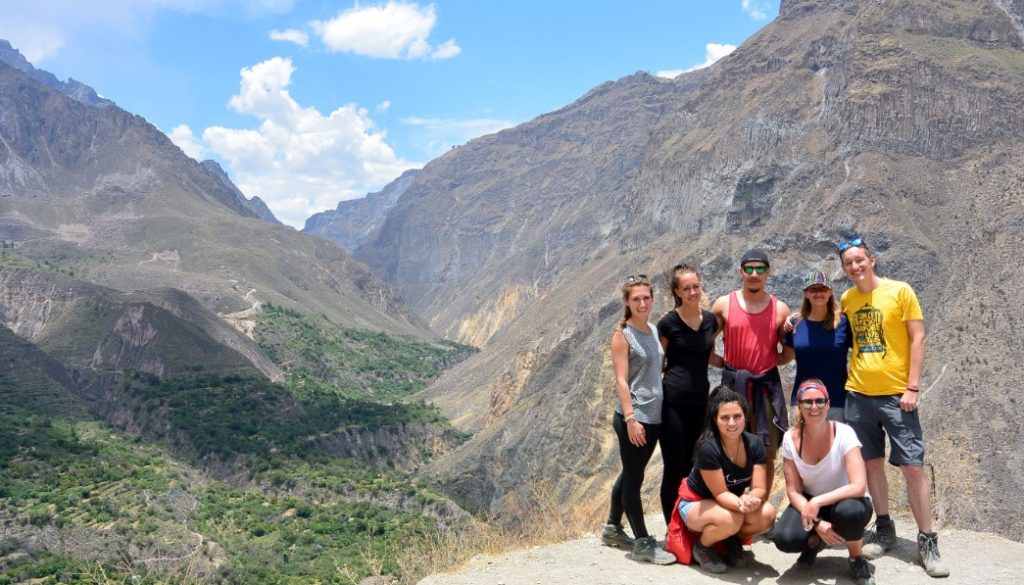 Reisvideo Colca Canyon trekking