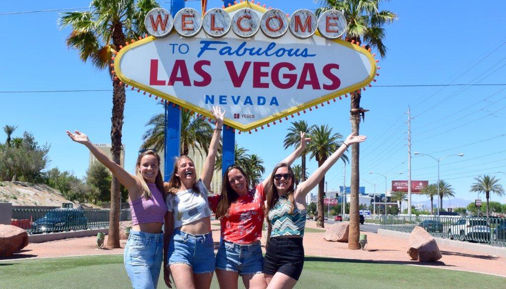 Reisvideo Las Vegas