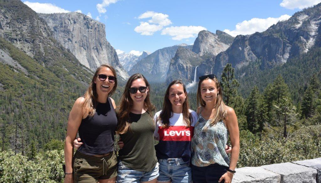 Reisvideo Yosemite