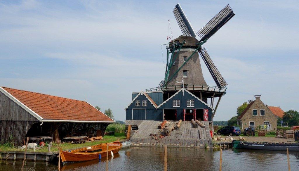 Terug naar Friesland