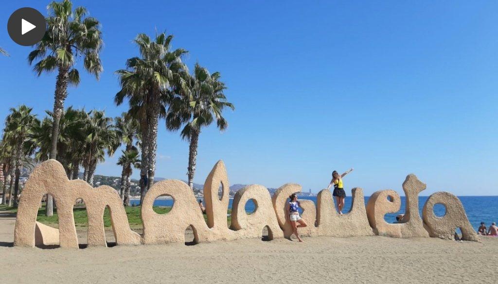 Reisvideo Malaga