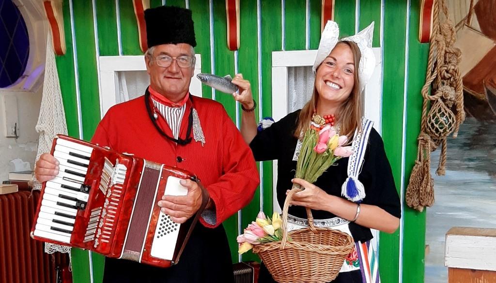 Reisvideo Toerist in Holland