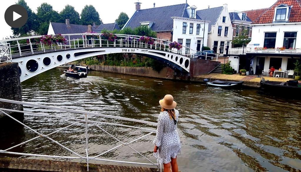Reisvideo Dokkum & Leeuwarden