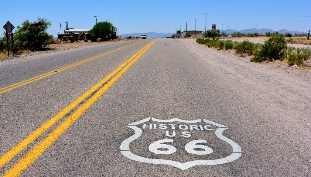 Roadtrip door West-Amerika