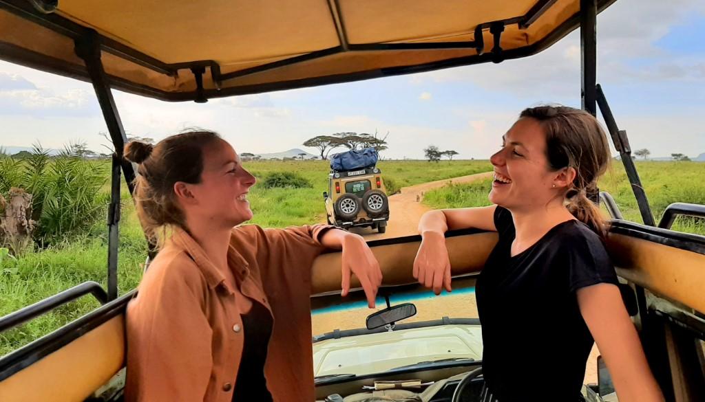 Reisvideo safari Tanzania