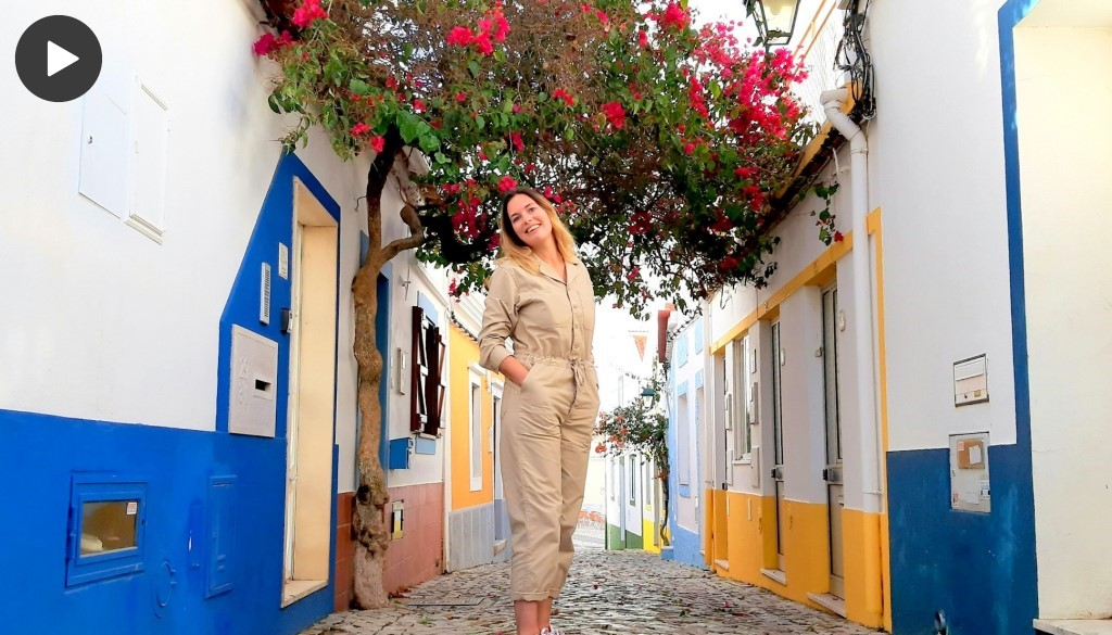 Reisvideo Portugal