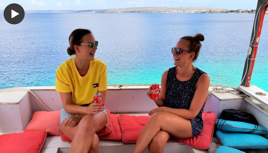 Reisvideo Bonaire
