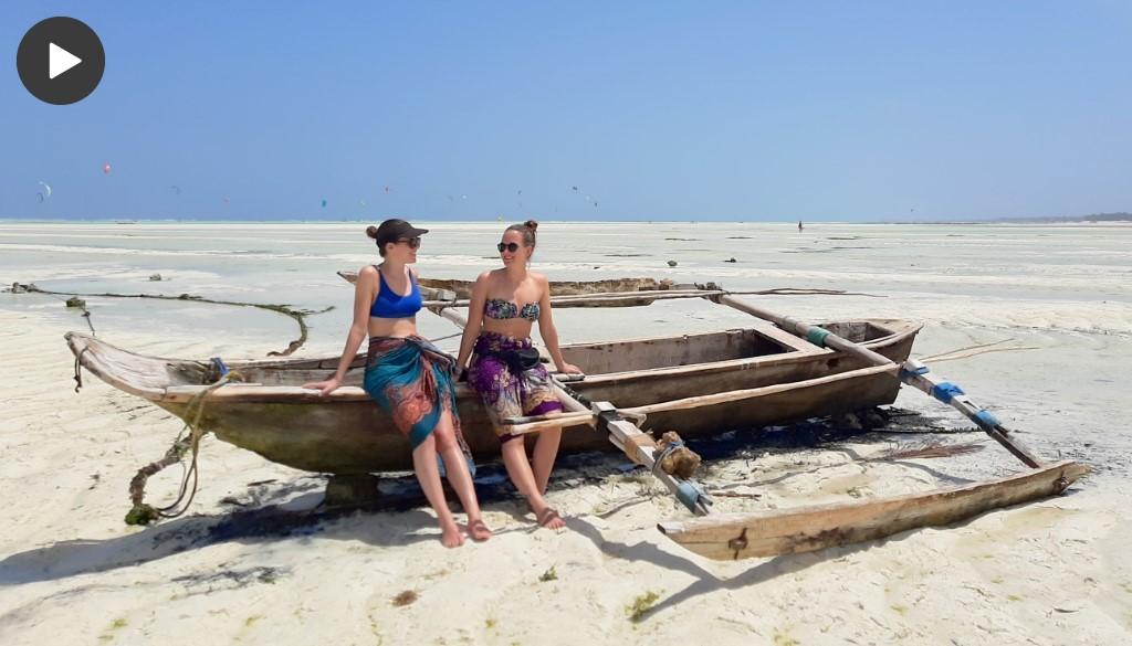 Reisvideo Zanzibar