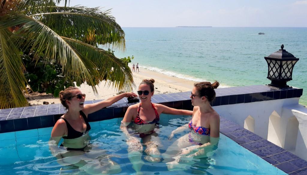 5x betaalbare strandhotels op Zanzibar