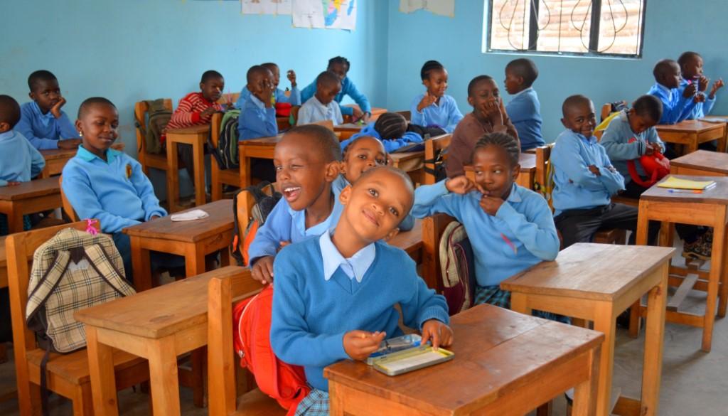 Bijzonder vrijwilligersproject in Tanzania
