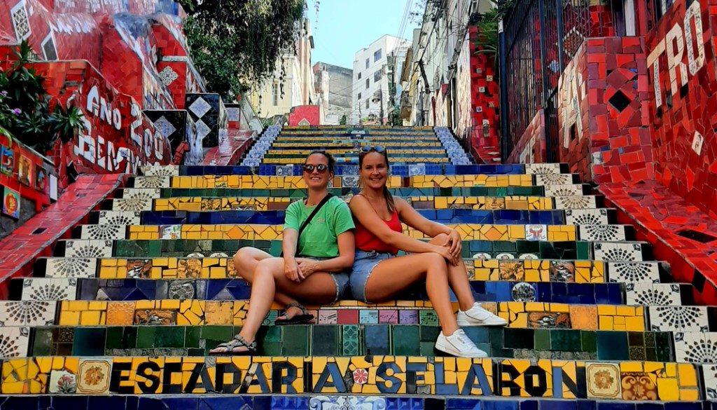 'De eerste dagen in Rio de Janeiro'