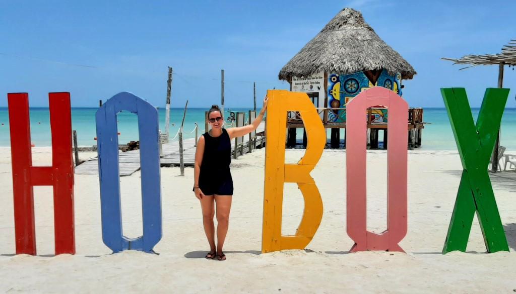 'Relaxen op Isla Holbox'
