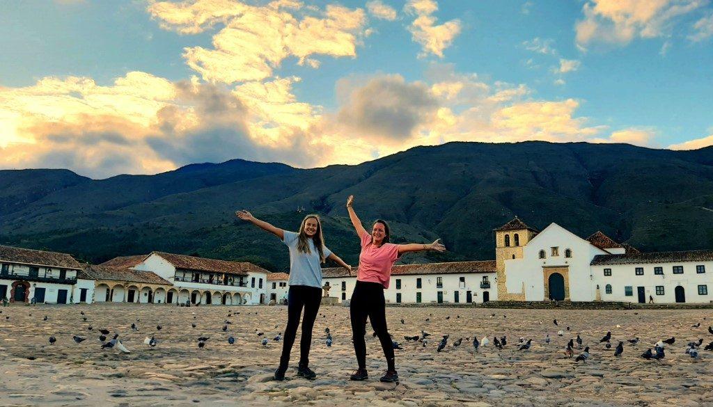 'Van Bogota naar Barichara'