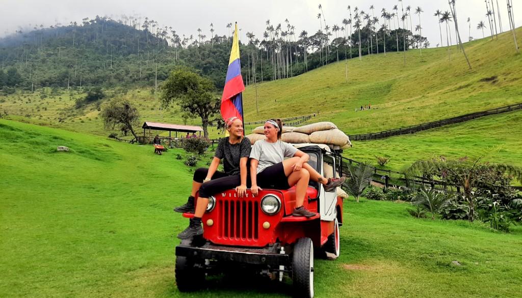 'Medellín en Salento'